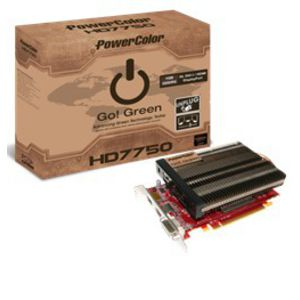Powercolor Radeon HD 7750 Go!Green