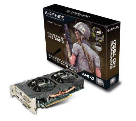 Sapphire Radeon HD 7850 1GB OC