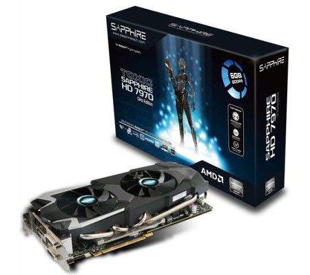 Sapphire Toxic HD 7970 GHz Edition 6GB