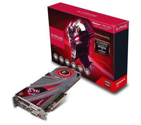 Sapphire Radeon R9 290 4 Go + BF4