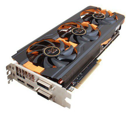 Sapphire Radeon R9 290X Tri-X OC