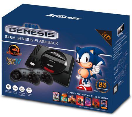 AtGames Sega Genesis Flashback
