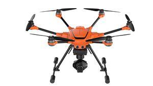 IFA 2017 – Yuneec lance son drone H520 à nacelles interchangeables