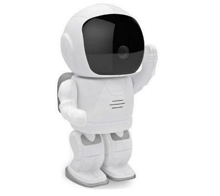 Tike Securite Caméra IP Robot Cosmonaute