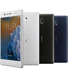 Nokia 3: retour manqué sur l'entrée de gamme pour le Finlandais