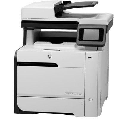 HP LaserJet Pro 400 MFP M47