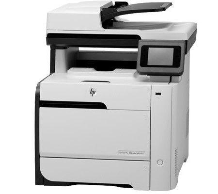 HP LaserJet Pro 400 Color mfp M475dw