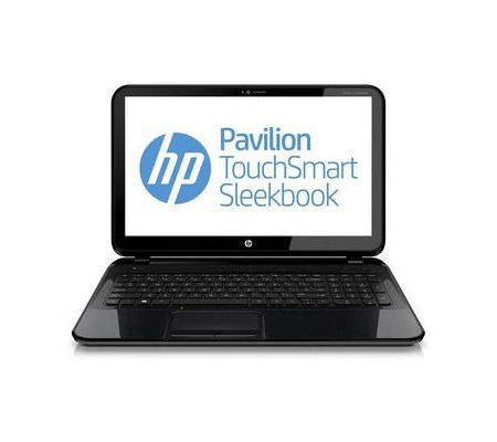 HP Pavilion TouchSmart Sleekbook 15-b161