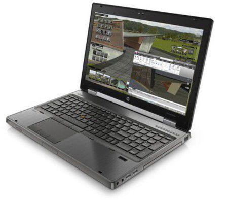 HP EliteBook Mobile Workstation 8570w