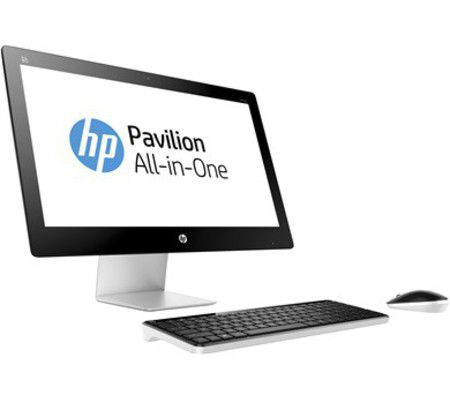 hp pavilion 23 q005 test complet ordinateur les. Black Bedroom Furniture Sets. Home Design Ideas