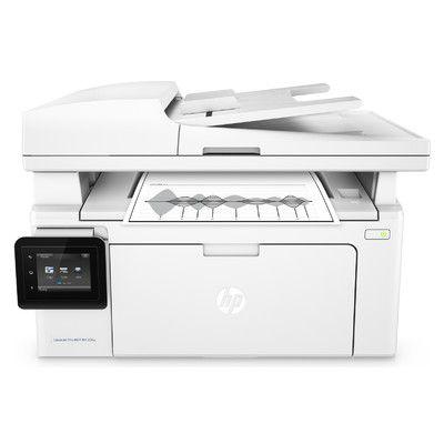 HP LaserJet Pro MFP M130fw: la 4-en-1 monochrome rate le coche