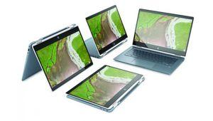 Chromebook x360: HP monte en gamme sous Chrome OS