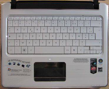 HP Pavilion dv2-1120ef keyboard