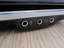 HP Pavilion dv6-1225ef audio