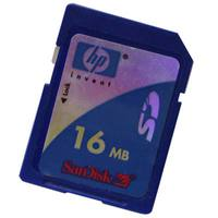 HP SD 16MB