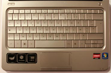 HP Pavilion dv6-3086sf keyboard
