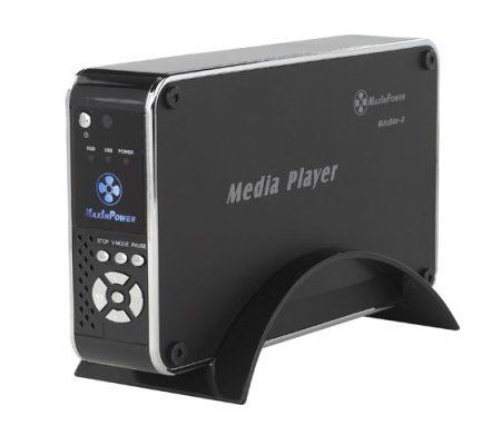 MaxInPower MaxBox-X MediaPlayer