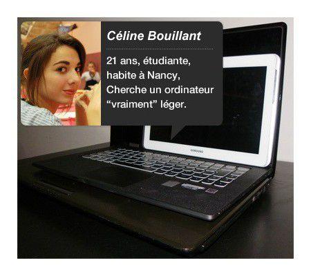 Lenovo Le Yoga 2 Pro par Céline