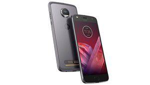 Soldes 2018 – Le Motorola Moto Z2 Play à 299€ avec le module gamepad