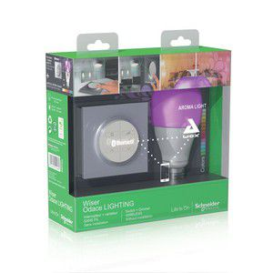 Schneider Electric-Awox Wiser Odace Lighting kit arôme