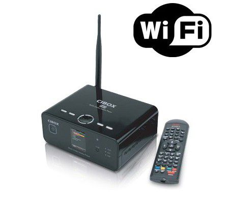 Cibox CineBox Premium HD Wireless HDMI