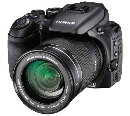Fujifilm FinePix S100 fs