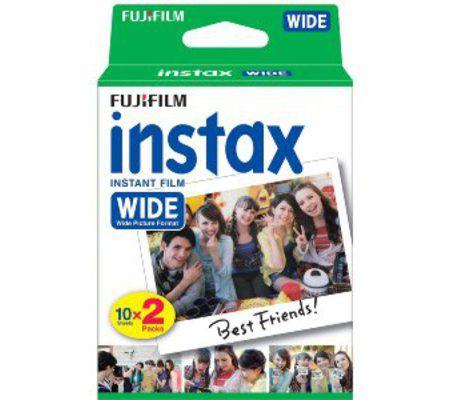 Fujifilm Instax Wide Instant Film