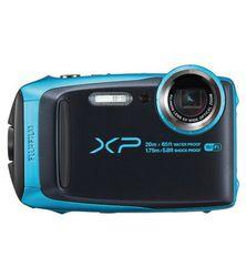 Fujifilm FinePix XP120: un compact baroudeur qui tombe à l'eau