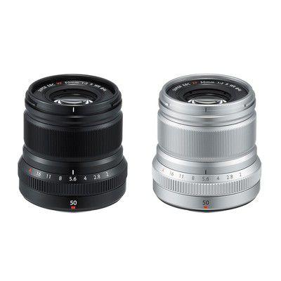 Fujifilm Fujinon XF 50 mm f/2 R WR: pour le portrait