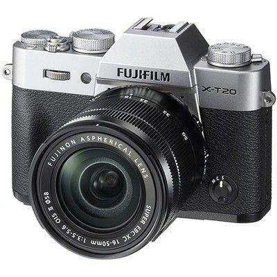 Fujifilm X-T20: toute la beauté du X-Trans III dans un boîtier allégé