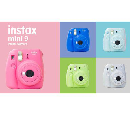 fujifilm instax mini 9 test complet appareil photo. Black Bedroom Furniture Sets. Home Design Ideas