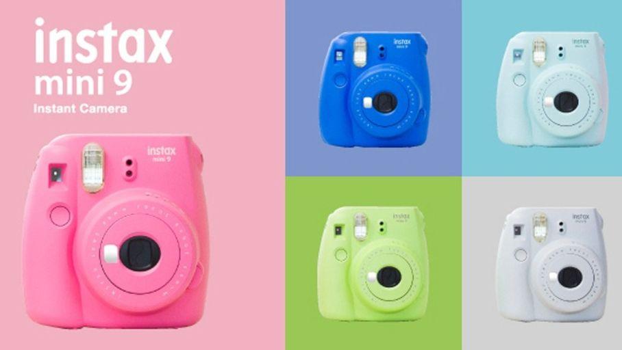 magasiner pour l'original magasiner pour l'original coupe classique Fujifilm Instax Mini 9