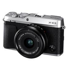 Fujifilm X-E3: un hybride compact à capteur APS-C et viseur