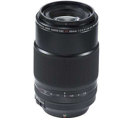 Fujifilm Fujinon XF 80 mm f/2.8 LM OIS WR Macro