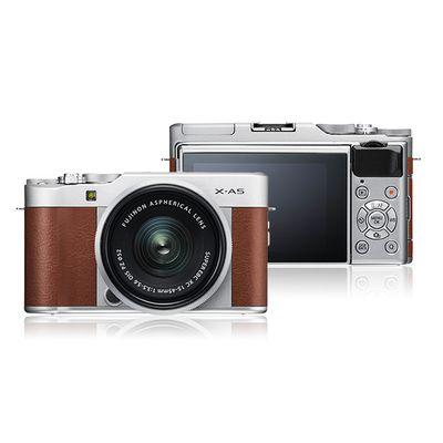 Hybride Fujifilm X-A5: une belle qualité d'image