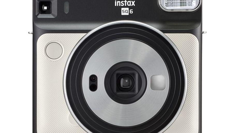 fournisseur officiel esthétique de luxe nouvelle saison Fujifilm Instax Square SQ6