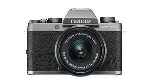Nouvel hybride Fujifilm X-T100, un X-A5 avec viseur