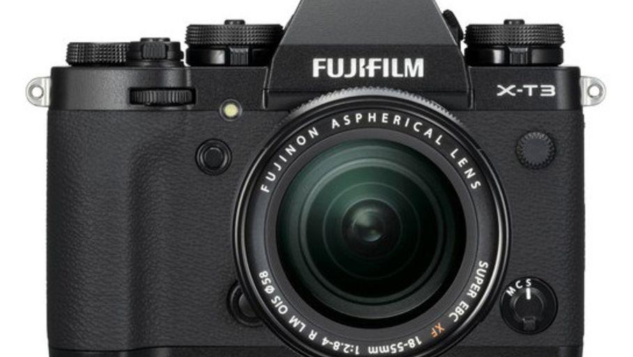 Fujifilm X-T3 : une excellente réactivité
