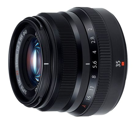 Fujifilm Fujinon XF 35 mm f/2 R WR