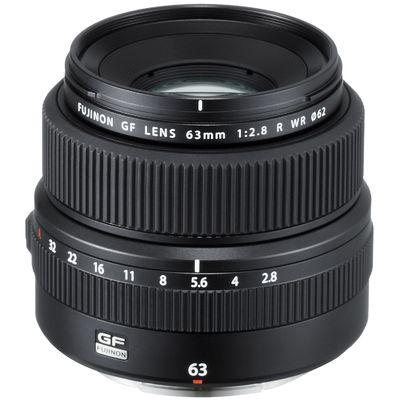 Fujifilm Fujinon GF63mmF2.8 R WR: une très bonne qualité optique