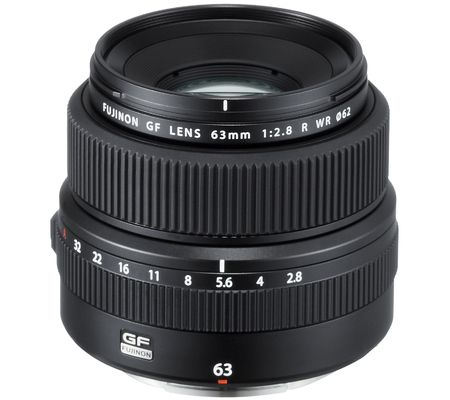 Fujifilm Fujinon GF63mmF2.8 R WR