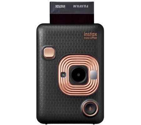 Fujifilm Instax LiPlay : l'appareil photo trois-en-un
