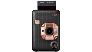 Fujifilm Instax LiPlay: appareil photo, son et imprimante instantanée