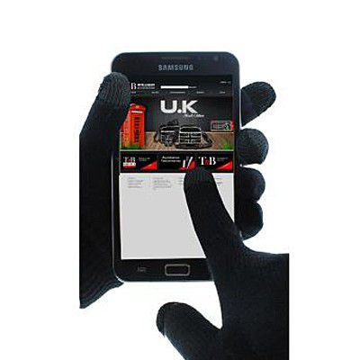 T'nB gants tactiles : une solution à très bas prix