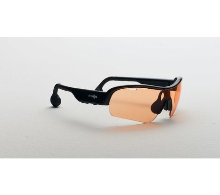 d56a12e8009c7 ... lunettes de soleil conçue pour les sportifs   les Optishokz Revvez.  AfterShockz Optishokz Revvez