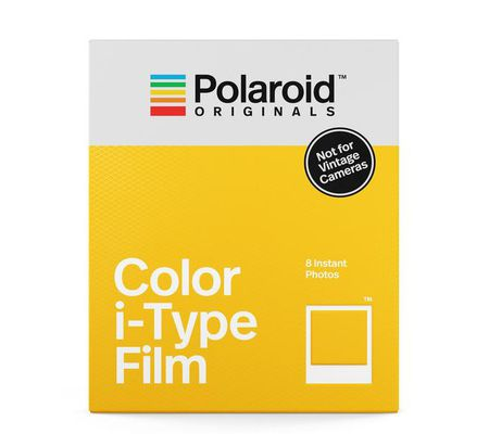 Polaroid Originals Color i-Type Film   disponibilité ... 2d0a58ff06da