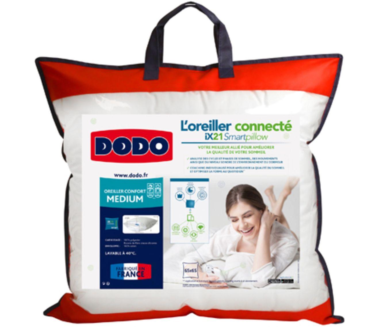 la redoute protege oreiller dodo