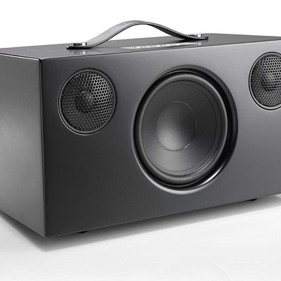 Audio Pro Addon C10: une enceinte sédentaire multiroom qui envoie du bois