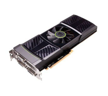 Nvidia GeForce GTX 590 3 Go