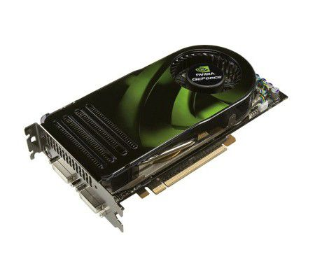 Nvidia GeForce 8800 GTS 640 Mo
